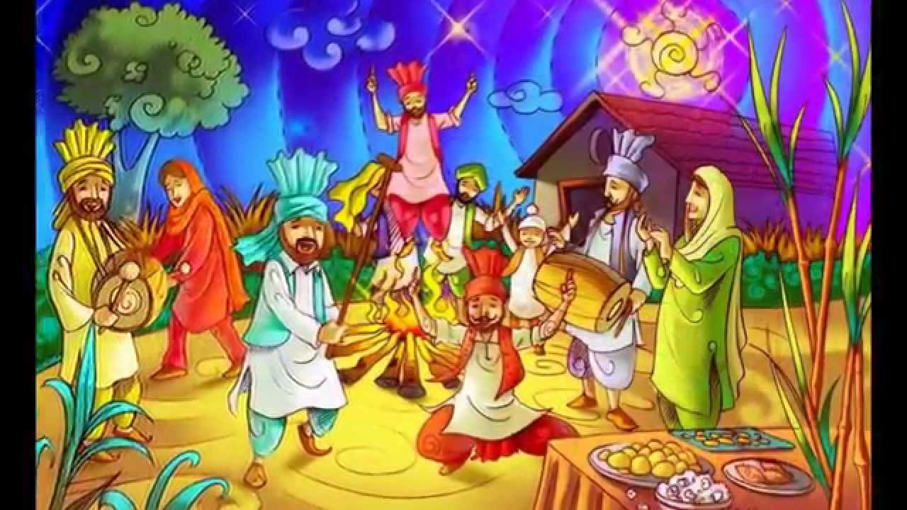 Happy Lohri Beautiful Photos and Wallpapers - YouTube