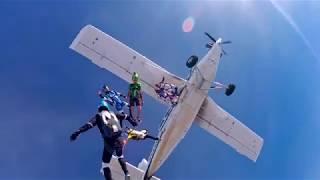 Skydive – Los Gringos en Corse / Mai 2018