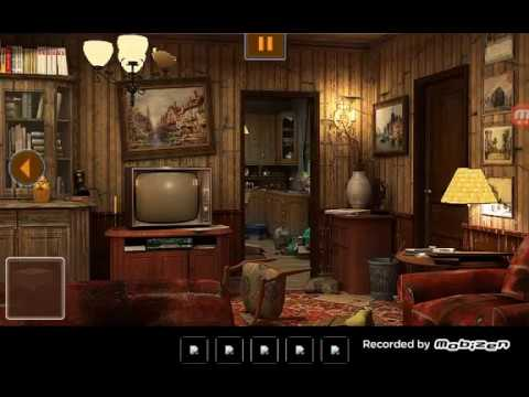 Игра Побег из дома паранормальных явлений / Paranormal House Escape
