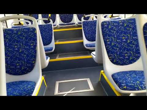 В Чебоксары поступили новые автобусы