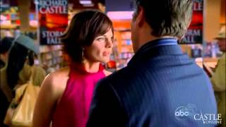 "Castle - The Naming of Nikki Heat, ""It's a stripper name!"" HD"