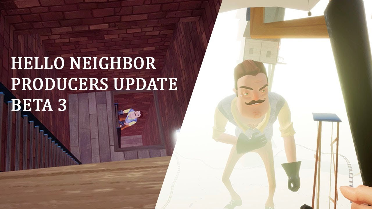 Buy Hello Neighbor from the Humble Store