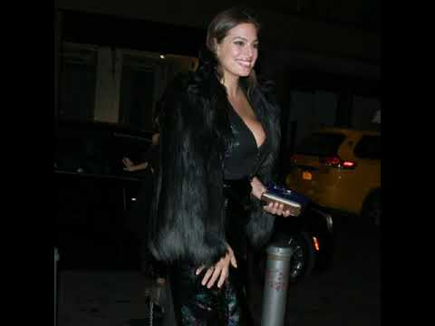Ashley Graham spotted arriving a Party at Whitney Museum