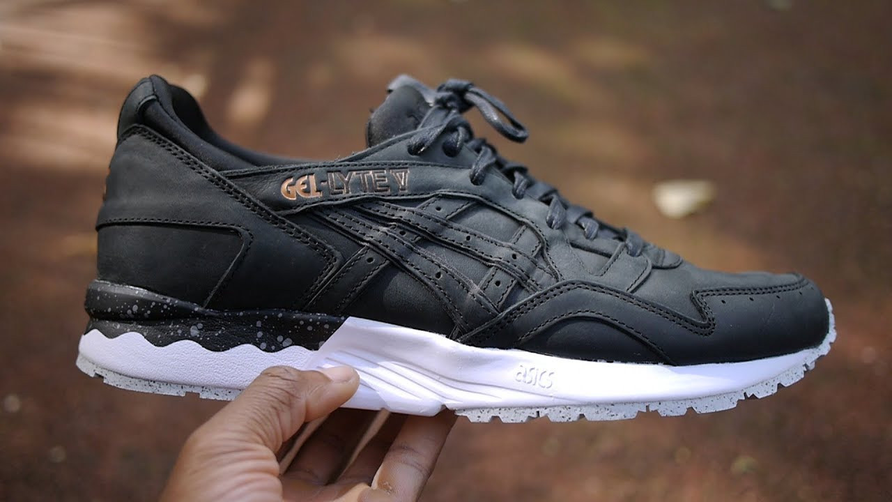 asics tiger running shoes review