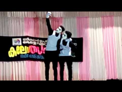Mime on Social issue (1st prize State 2015)