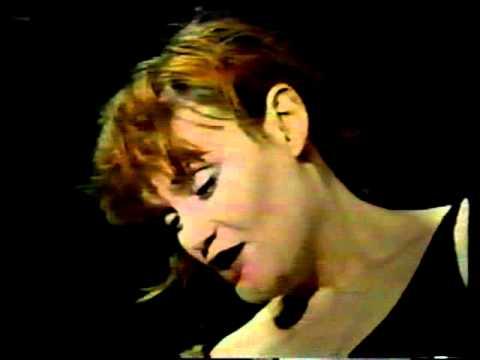 Exene Cervenka X spoken word poetry 1984