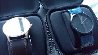 MVMT Watches Rose Gold/Brown vs Black/Black Review