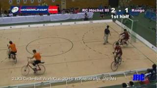 2010 UCI Cycle-ball World Cup Kagoshima (1/8)