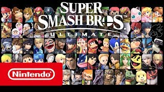 Super Smash Bros. Ultimate - Overview trailer (Nintendo Switch)