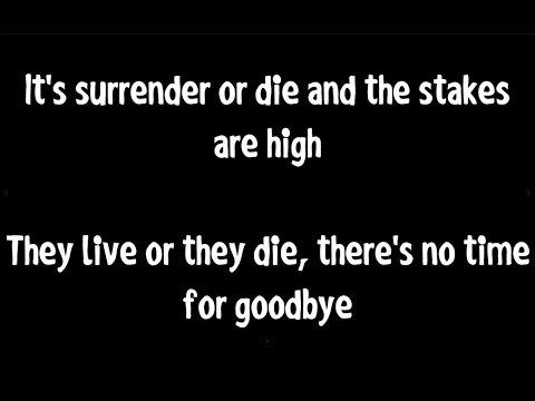 Sabaton - The Lost Battalion (Lyrics)