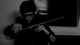 """Ambient Violin, """"Prelude I"""" - Man Watching the Stars"""