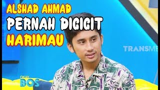 Alshad Ahmad Pernah DIGIGIT Harimau? | OKAY BOS (28/02/20) Part 3