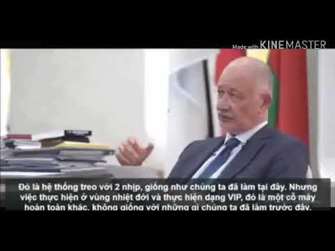 Chủ tịch tập đoàn skyway nói về việc xây dựng ở UAE và công nghệ skyway!