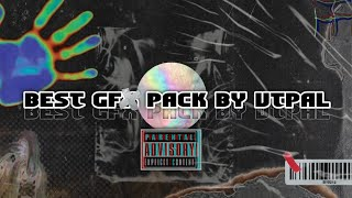 BEST GRAPHIC PACK BY UTPAL | MUSIC COVER PACK😄
