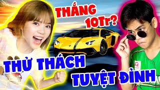 WHO IS A 10 MILLION AGE GAME KING? | THE ULTIMATE CHALLENGE P.1 | SUNNY TRUONG