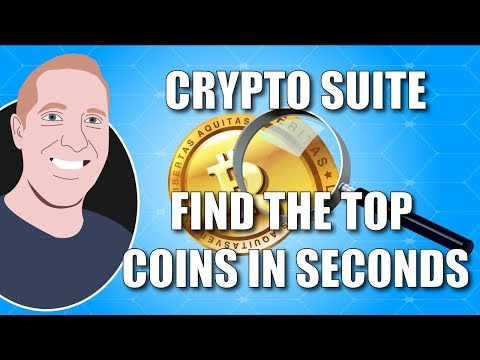 Crypto Suite Review - New Software Finds The Hottest Coins To Trade