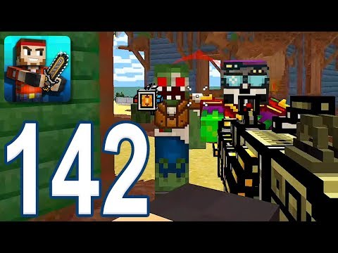 Pixel Gun 3D - Gameplay Walkthrough Part 142 - Hero (iOS, Android)