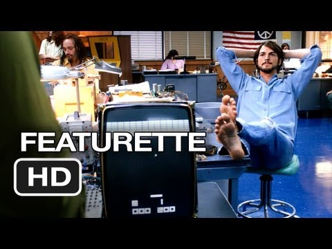 Jobs Featurette - Making Jobs (2013) - Steve Jobs Biopic HD from YouTube · Duration:  3 minutes 19 seconds
