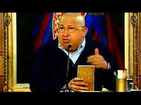 Chávez: El gran promotor de libros y lecturas