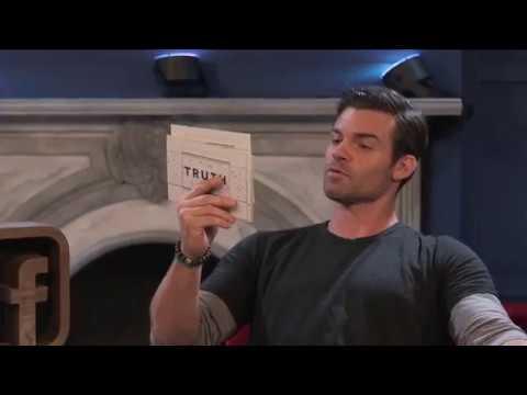 DANIEL GILLIES | VAMPIRE DIARIES CAST JOINING THE ORIGINALS?! | FACEBOOK LIVE Q&A