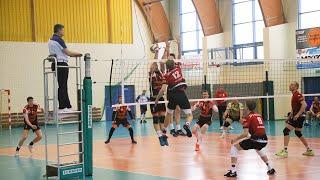 SPS Volley Ostrołęka - Olimpijczyk 2008 Mszczonów