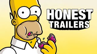 Reboques honestos | The Simpsons Movie