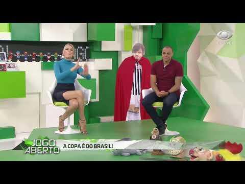 Jogo Aberto - 02/08/2018 - Parte 1
