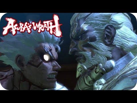 Asura's Wrath - VS Deus 1st Battle [A-Rank]