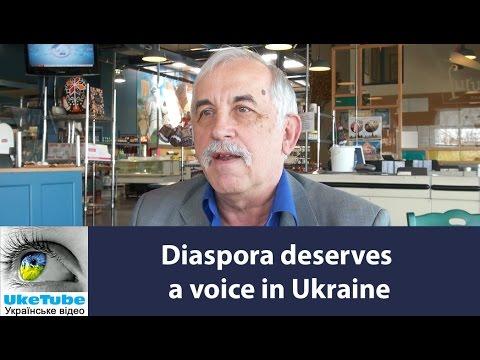 Ukrainian diaspora report card