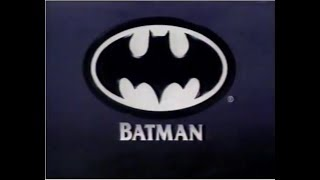 Batman Toy Commercials (1989-1992)