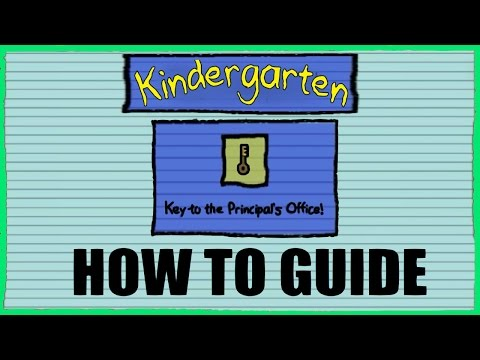 $20 & the Principles Key - Kindergarten Guide
