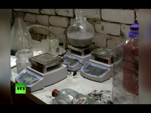 ФСКН изъяла тонну амфетамина у московских студентов