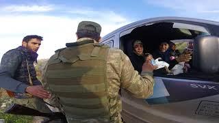 Afrin kent merkezi de düştü, işte Meydanki bölgesinde sivillerin dönüşü ile ilgili video