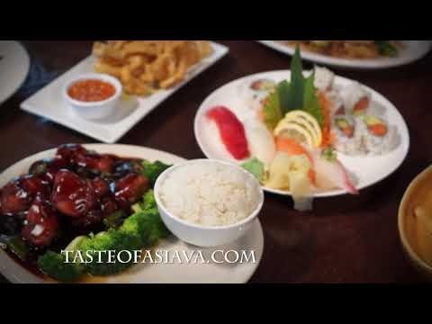 Taste of Asia Happy Hour Roanoke