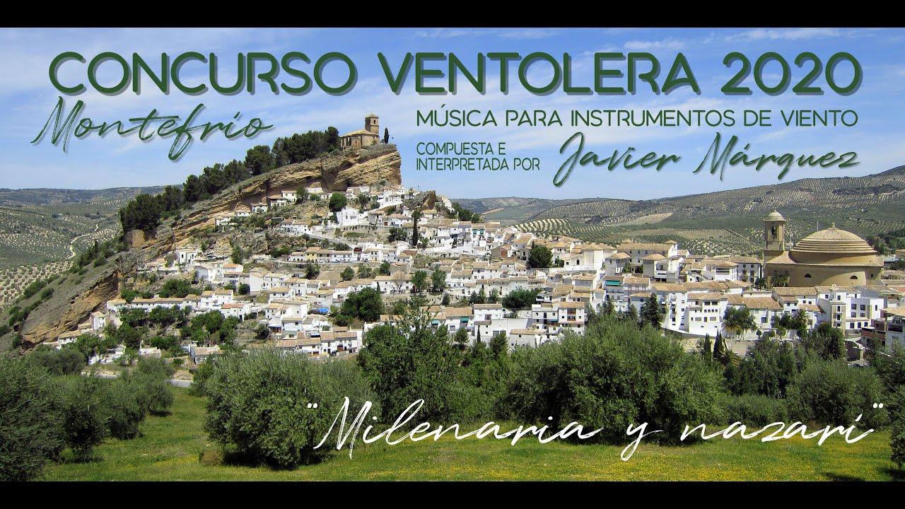 """1er. Premio a la mejor música Concurso """"Ventolera 2020"""""""