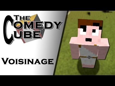 The Comedy Cube - Voisinage