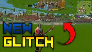 *NEW* HOW TO GLITCH UNDER FATAL FIELDS (Fortnite Battle Royale)