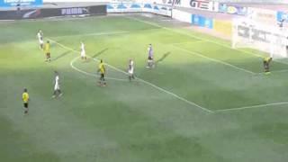 αεκ αελ 1 1 2014 15 στιγμιότυπα playoff football league 9η αγωνιστική