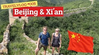 Vlog #005 - Een andere wereld - China Beijing en Xi