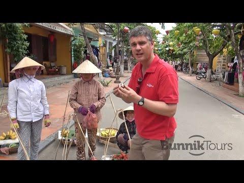 Hoi An, Vietnam with Bunnik Tours