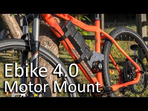 Electric bike 4.0 - Motor Mount