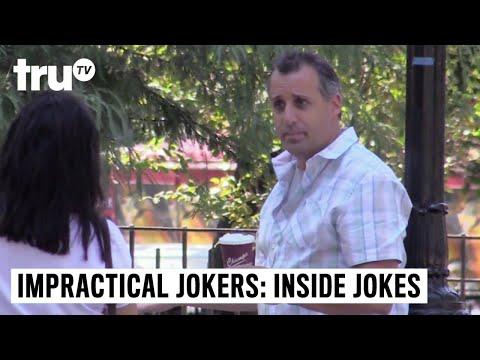 Impractical Jokers: Inside Jokes  Q Talks to Mole People  truTV