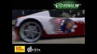 Adrenalin: Extreme Show - Trailer#3 [Трейлер#3] RUS