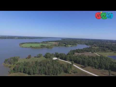 Thomas Hill Reservoir  From the air  09192016