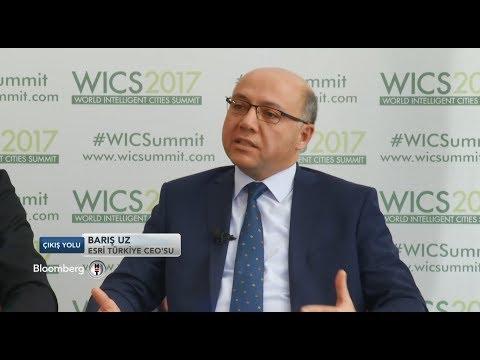 Esri Türkiye CEO'su Barış Uz, BloombergHT Çıkış Yolu Programı'nda Akıllı Toplulukları Anlattı