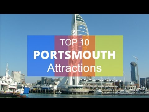 Top 14. Tourist Attractions in Portsmouth - England