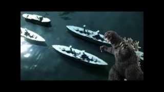 Nostalgia Critic - Rubber-Ducky Godzilla