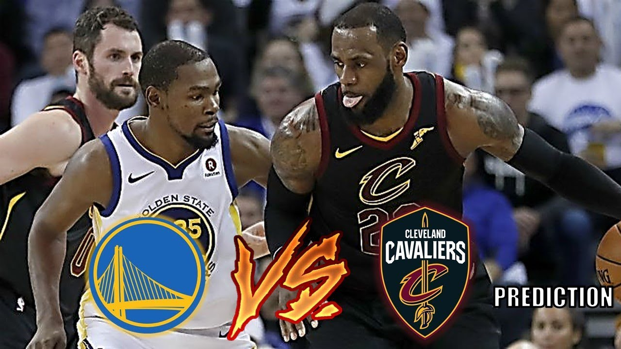 e01717ad073 Cleveland Cavaliers vs Golden State Warriors