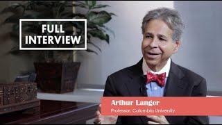 Learning from Authors- Arthur Langer,  Full Episode