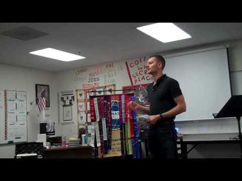 Nikita Kazakov Evaluates Eric Dunham Leader Speech
